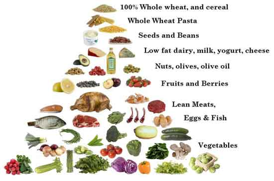 carbohydrate food list